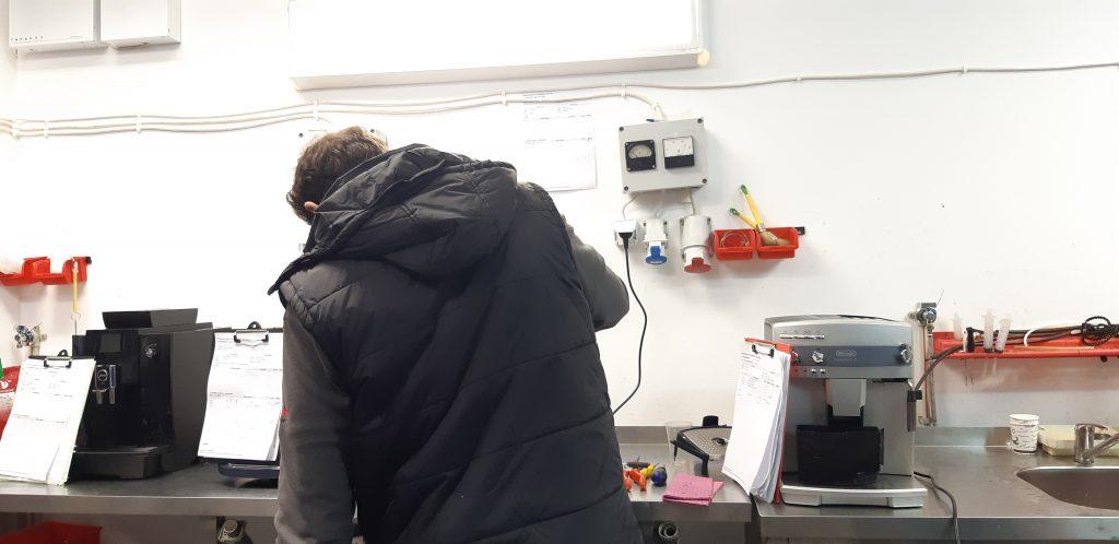 Сервиз за ремонт на кафе машини