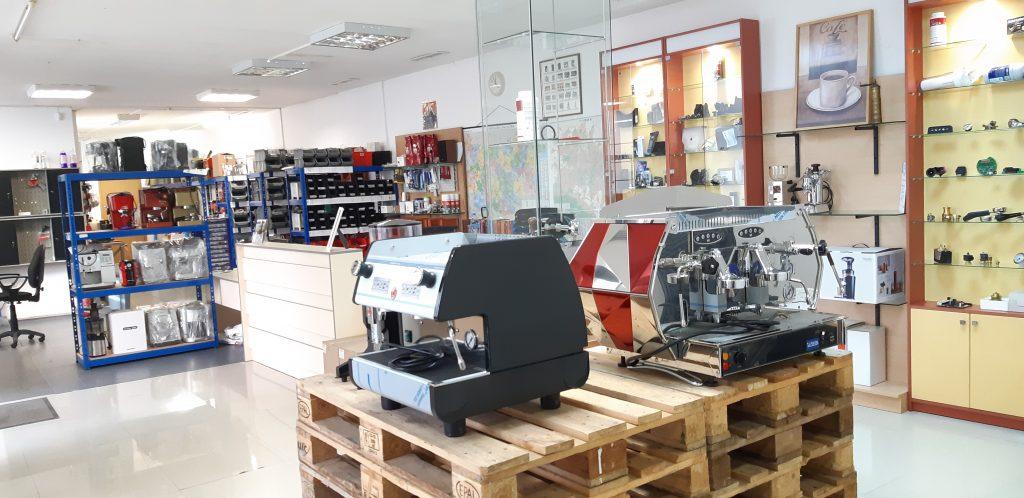 profesionalni kafemashini La Pavoni