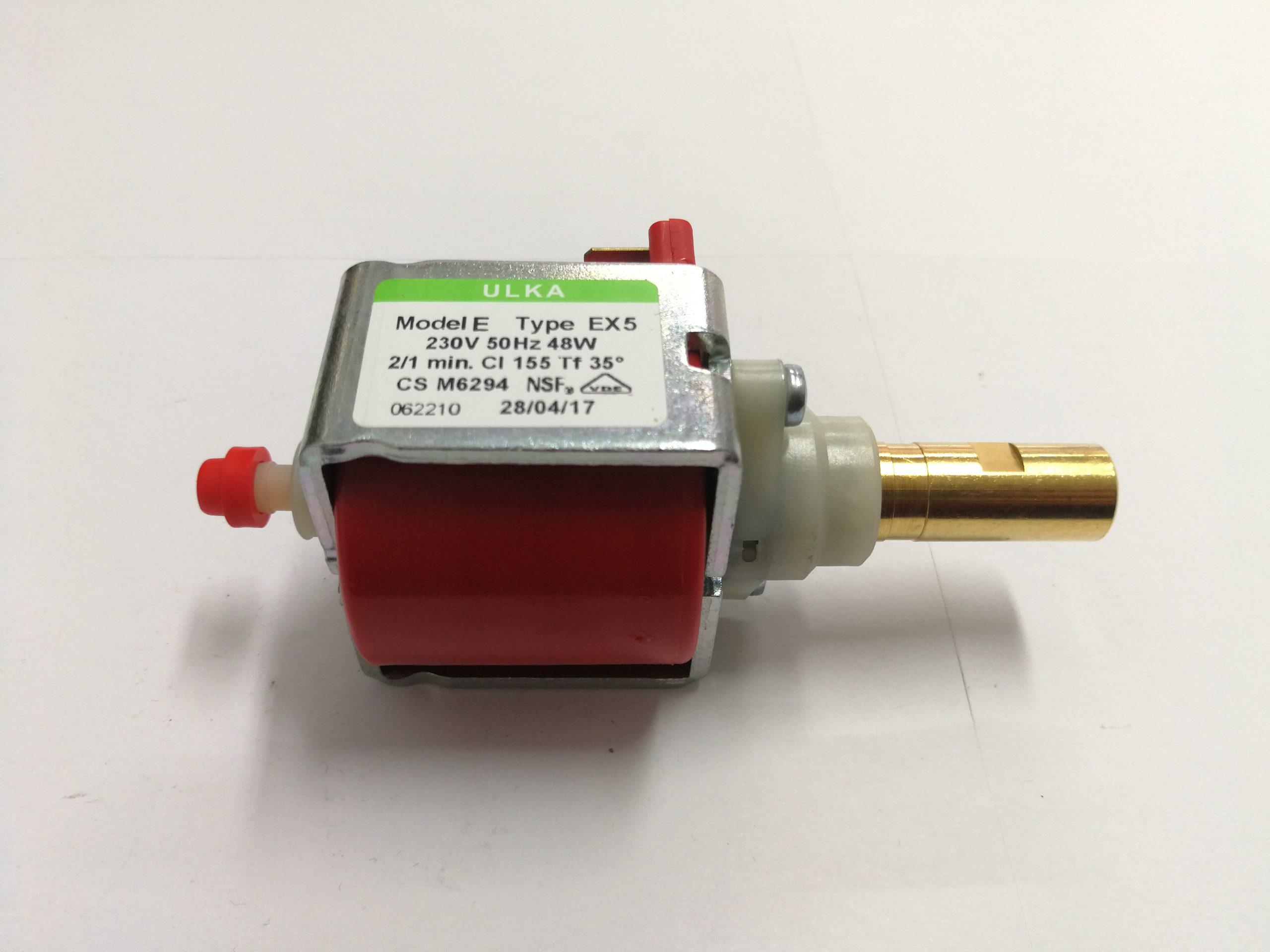 Помпа вибрационна Saeco 230V/48W 617160