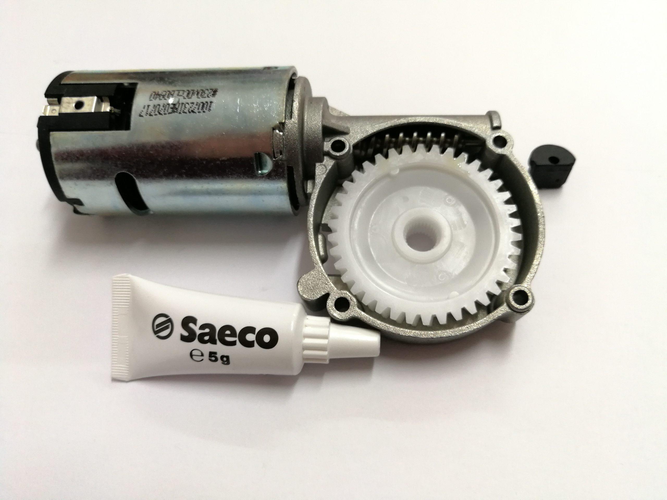 Мотор мелачка Saeco Gaggia хоризонтална 20000202