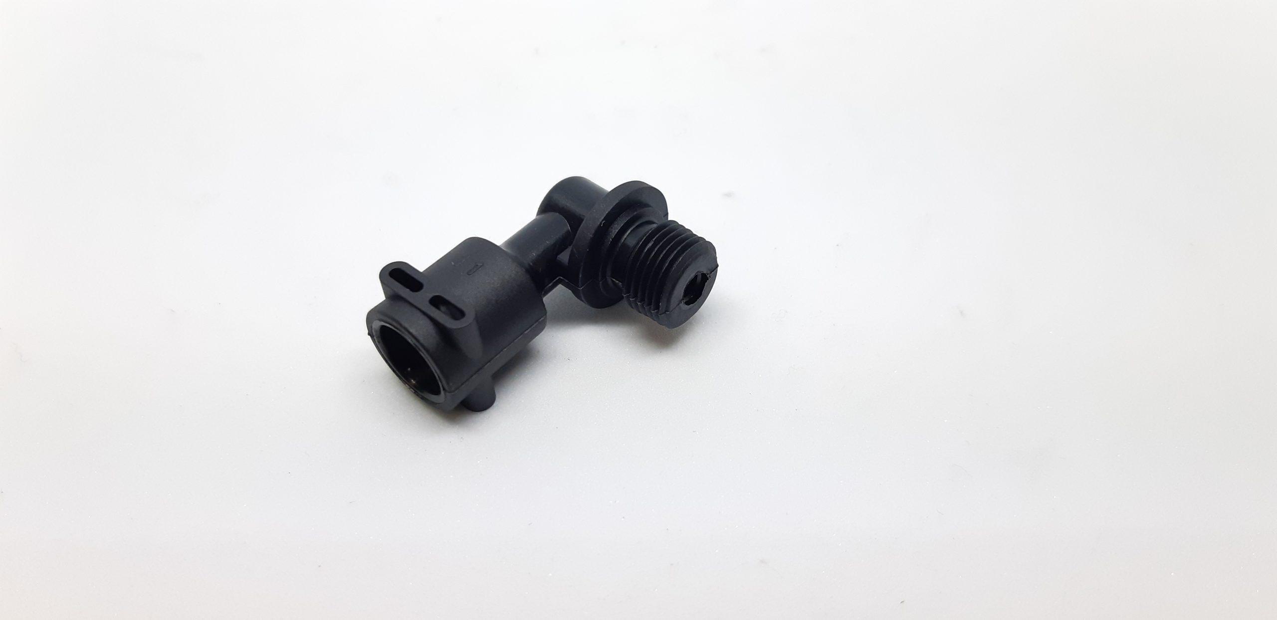 Нипел Г-образен 1/8 х 4мм Delonghi - 5332196900