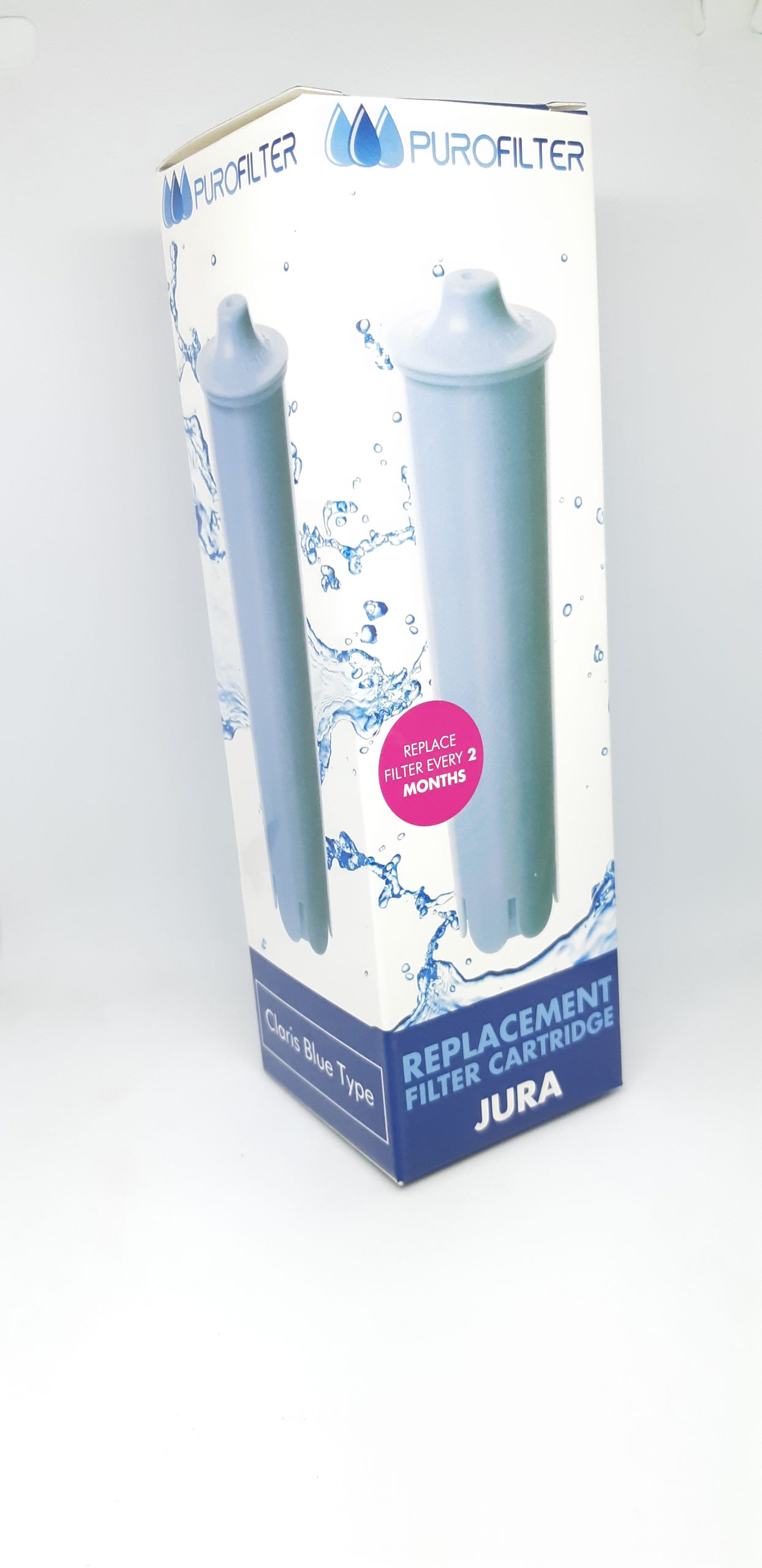 Филтър Purofilter Blue Jura Blue аналог 65-JU-18C